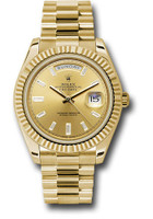 Rolex Watches: Day-Date 40 Yellow Gold 228238 chbdp
