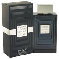 Hommage A L'homme Voyageur by Lalique Eau De Toilette Spray 3.3 oz