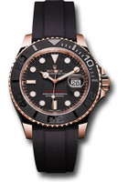 Rolex Watches: Yacht-Master Everose Gold 268655