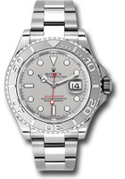 Rolex Watches: Yacht-Master Steel and Platinum 116622 pl