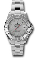 Rolex Watches: Yacht-Master Steel and Platinum, 168622