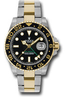 Rolex Watches: GMT-Master II Steel and Gold  116713LN