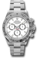 Rolex Watches: Daytona Steel 116520