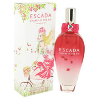 Escada Cherry In The Air by Escada Eau De Toilette Spray 3.4 oz