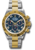 Rolex Watches: Daytona Steel and Gold  116523 bla
