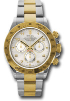 Rolex Watches: Daytona Steel and Gold 116523 ma