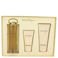 Gift Set -- 3.1 oz Eau De Parfum Spray + 1.7 oz Body Lotion + 3.4 oz Shower Gel