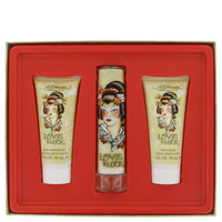 Gift Set -- 1.7 oz Eau De Parfum Spray + 3 oz Body Lotion + 3 oz Bath & Shower Gel