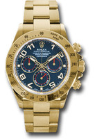 Rolex Watches: Daytona Yellow Gold - Bracelet 116528 bla
