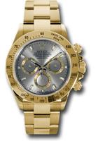 Rolex Watches: Daytona Yellow Gold - Bracelet 116528 gs