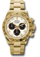 Rolex Watches: Daytona Yellow Gold - Bracelet 116528 ibka