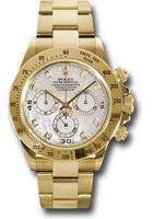 Rolex Watches: Daytona Yellow Gold - Bracelet 116528 md