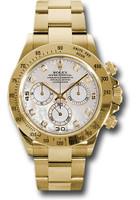 Rolex Watches: Daytona Yellow Gold - Bracelet 116528 md