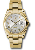 Rolex Watches: Day-Date President Yellow Gold - Domed Bezel - Oyster  118208 sjdo