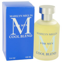 Marilyn Miglin Cool Blend by Marilyn Miglin Cologne Spray 3.4 oz