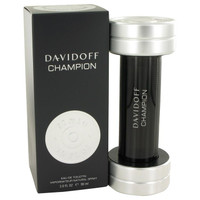 Davidoff Champion by Davidoff Eau De Toilette Spray 3 oz