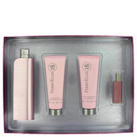 Gift Set -- 3.4 oz Eau De Parfum Spray + 3 oz Shower Gel + 3 oz Body Lotion + .25 oz Mini EDP