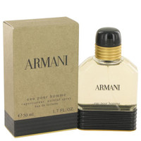 ARMANI by Giorgio Armani Eau De Toilette Spray 1.7 oz
