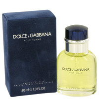 DOLCE & GABBANA by Dolce & Gabbana Eau De Toilette Spray 1.3 oz