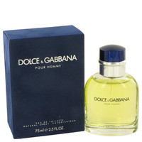 DOLCE & GABBANA by Dolce & Gabbana Eau De Toilette Spray 2.5 oz