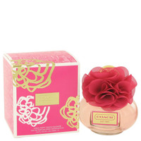 Coach Poppy Freesia Blossom by Coach Eau De Parfum Spray 3.4 oz