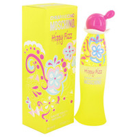 Moschino Hippy Fizz by Moschino Eau De Toilette Spray 1.7 oz
