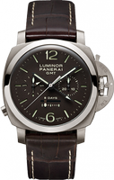 PANERAI CHRONO MONOPULSANTE 8 DAYS GMT LUMINOR 1950 PAM00311