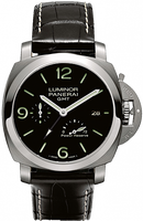 PANERAI 3 DAYS GMT POWER RESERVE AUTOMATIC  LUMINOR 1950 PAM00321