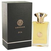 Amouage Dia by Amouage Eau De Parfum Spray 3.4 oz