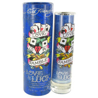 Love & Luck by Christian Audigier Eau De Toilette Spray 3.4 oz