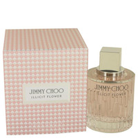 Jimmy Choo Illicit Flower by Jimmy Choo Eau De Toilette Spray 2 oz