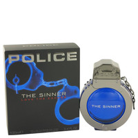Police The Sinner by Police Colognes Eau De Toilette Spray 3.4 oz