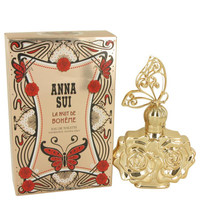 La Nuit De Boheme by Anna Sui Eau De Toilette Spray 2.5 oz