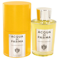 Acqua Di Parma Colonia Assoluta by Acqua Di Parma Eau De Cologne Spray 6 oz