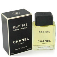 EGOISTE by Chanel Eau De Toilette Spray 3.3 oz