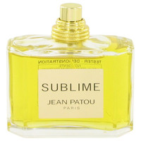 SUBLIME by Jean Patou Eau De Parfum Spray (Tester) 2.5 oz
