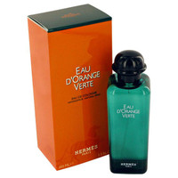 EAU D'ORANGE VERTE by Hermes Eau De Cologne Spray (Unisex) 6.7 oz - 434554