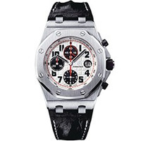 AUDEMARS PIGUET Royal Oak Offshore Panda Stainless Steel 26170ST.OO.D101CR.02