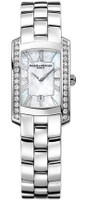 BAUME & MERCIER   MILLEIS Diamonds