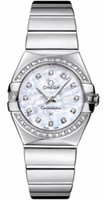 OMEGA  CONSTELLATION Lady Quartz
