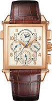 Girard-Perregaux Vintage 1945 King Size Chronograph GMT 25975-52-111-BAED