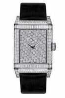 Jaeger LeCoultre Grande Reverso Rock Setting Watch 3103499