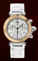 Cartier Pasha Seatimer Chronograph Medium (RG-
