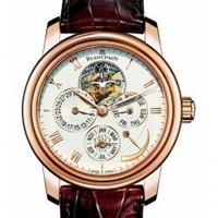 Blancpain Le Brassus Tourbillon Perpetual Calendar Watch 4225-3642-55B