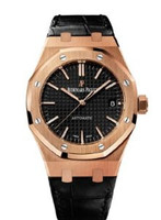 Audemars Piguet Royal Oak Automatic Black Dial Watch 15450OR.OO.D002CR.01