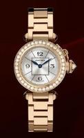 Cartier Miss Pasha (RG Diamonds/Silver/RG)