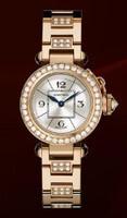 Cartier Miss Pasha (RG Diamonds/Silver/RG Diamonds)