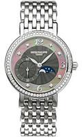 Patek Philippe Complicated Watches Ladies Calatrava Moon Phase 4958/1G-010