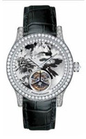 Jaeger LeCoultre Master Tourbillon Watch 1653495