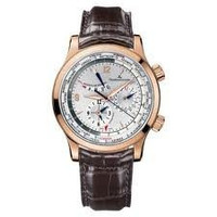 Jaeger LeCoultre Master Control World Geographic Watch 1522420